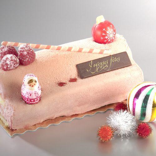 bûches de Noël par Les Pâtisseries d'Odile