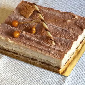 gâteaux de saison L'Ecureuil lyon