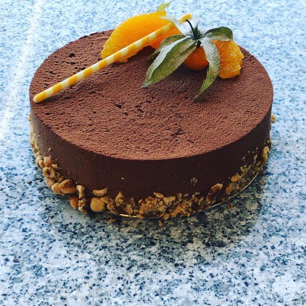 Gâteaux au chocolat L'Odyssée sur lyon