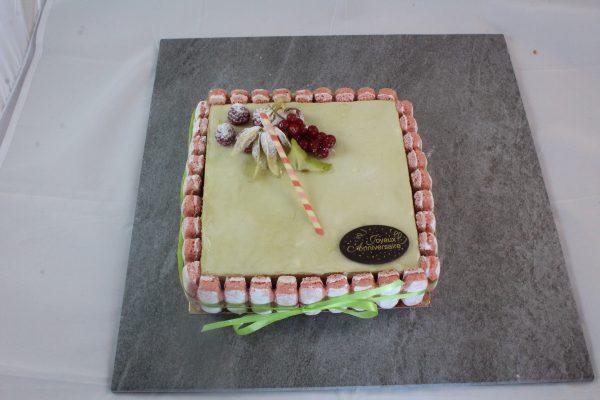 Gâteaux aux fruits Racine lyon