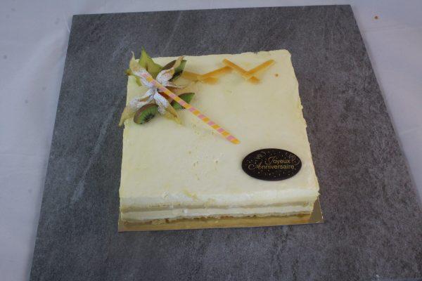 Gâteaux aux fruits Suprême d'Agrume sur Lyon