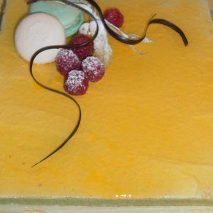 Gâteaux aux fruits Le Caraïbes lyon