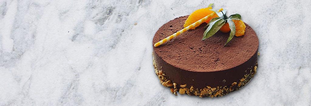 Gâteau au chocolat L'Odyssée